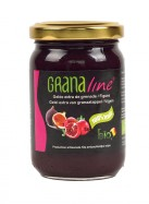 Organic pomegranate-figs jelly (4×225 g)