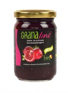 Organic pomegranate jelly  (4×225 g)