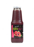 Pure Organic pomegranate  fig juice (6x1L)